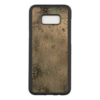 Funda Para Samsung Galaxy S8+ De Carved Galaxia S8 de Samsung del agua+ Caja de madera de