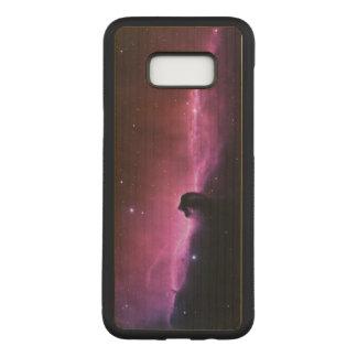 Funda Para Samsung Galaxy S8+ De Carved Nebulosa de Horsehead que sorprende
