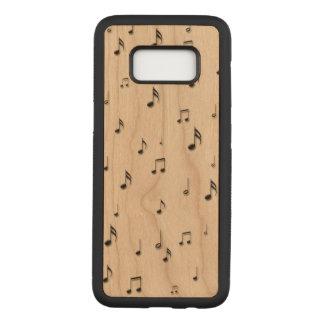 Funda Para Samsung Galaxy S8 De Carved Notas musicales