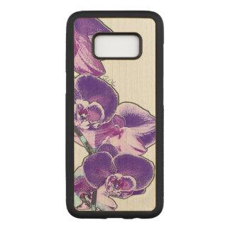 Funda Para Samsung Galaxy S8 De Carved Orquídeas