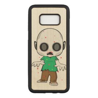 Funda Para Samsung Galaxy S8 De Carved Palo de golf del zombi