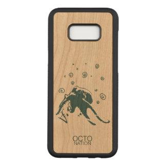 Funda Para Samsung Galaxy S8+ De Carved ¡Pulpo!
