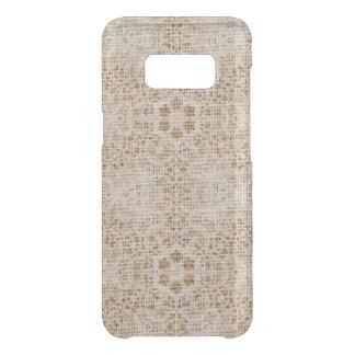 Funda Para Samsung Galaxy S8 De Uncommon Arpillera y cordón rústicos