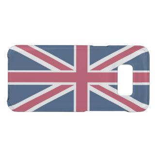 Funda Para Samsung Galaxy S8 De Uncommon Bandera británica