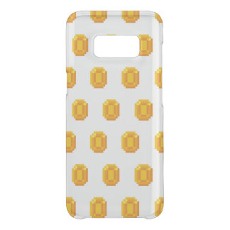 Funda Para Samsung Galaxy S8 De Uncommon Caja del teléfono de la moneda del videojuego -