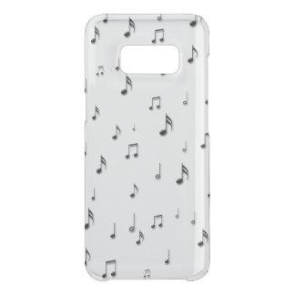 Funda Para Samsung Galaxy S8 De Uncommon Notas musicales
