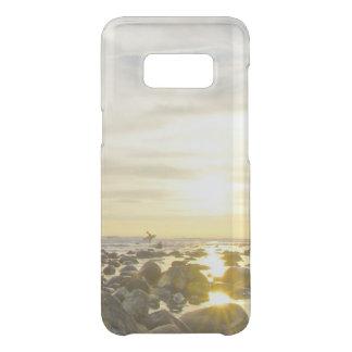 Funda Para Samsung Galaxy S8 De Uncommon Persona que practica surf solitaria
