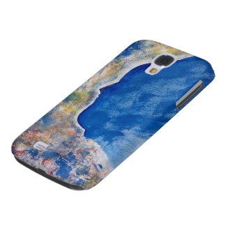 Funda Para Samsung S4 Galaxia S4, caja de Samsung del teléfono del