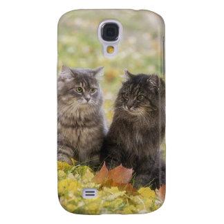 Funda Para Samsung S4 Gatos