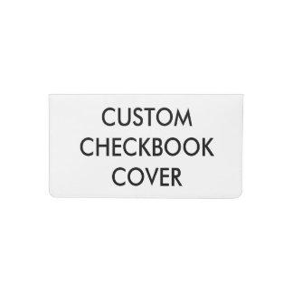 Funda Para Talonario De Cheques El personalizado personalizó la plantilla del
