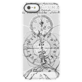 Funda Permafrost® Para iPhone SE/5/5s Alfabeto esotérico de la teosofía