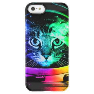 Funda Permafrost® Para iPhone SE/5/5s Astronauta del gato - gato del espacio - gatos