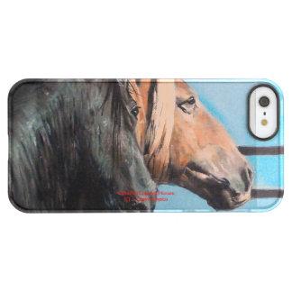 Funda Permafrost® Para iPhone SE/5/5s Caballos/Cabalos/Horses