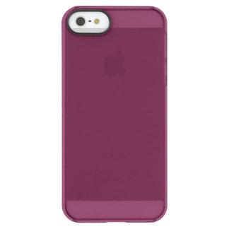 Funda Permafrost® Para iPhone SE/5/5s Color marrón de moda dominante