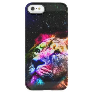 Funda Permafrost® Para iPhone SE/5/5s Espacie el león del _caseSpace del león - león