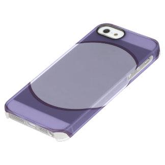 Funda Permafrost® Para iPhone SE/5/5s Punto de la lila