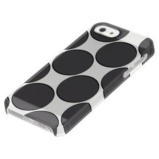 Funda Permafrost® Para iPhone SE/5/5s Punto gris oscuro