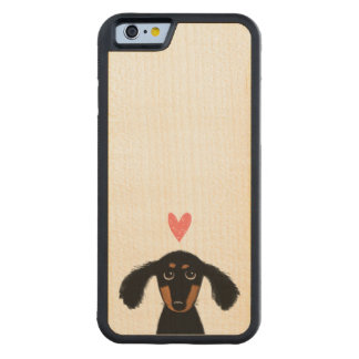 FUNDA PROTECTORA DE ARCE PARA iPhone 6 DE CARVED