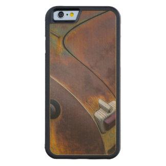 Funda Protectora De Arce Para iPhone 6 De Carved La belleza de la textura de un coche envejecido