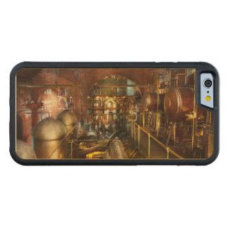 Funda Protectora De Arce Para iPhone 6 De Carved Steampunk - piense - los tanques