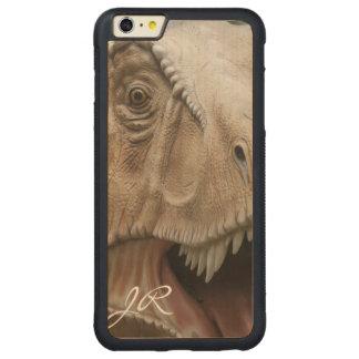 Funda Protectora De Arce Para iPhone 6 Plus De Car Dinosaurio de T Rex