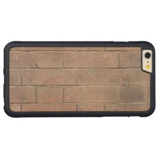 Funda Protectora De Arce Para iPhone 6 Plus De Car Pared de ladrillo
