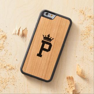Funda Protectora De Cerezo Para iPhone 6 De Carved Caso de Iphone