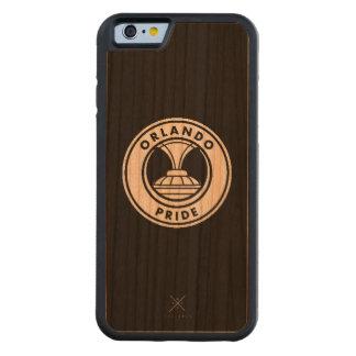 Funda Protectora De Cerezo Para iPhone 6 De Carved Caso del orgullo de Orlando