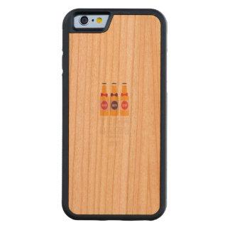 Funda Protectora De Cerezo Para iPhone 6 De Carved Novia Indonesia del equipo 2017 Z2j8u