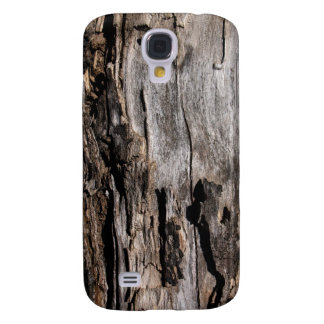 Funda protectora de madera de la textura de la fot