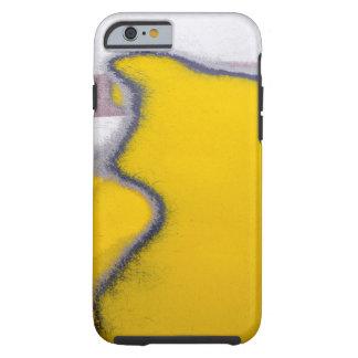 Funda Resistente iPhone 6 Arte de la peladura de la pintura del coche