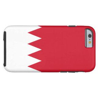 Funda Resistente iPhone 6 Bandera nacional del mundo de Bahrein