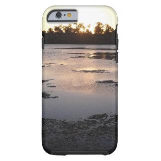 Funda Resistente iPhone 6 Caja del teléfono de la salida del sol