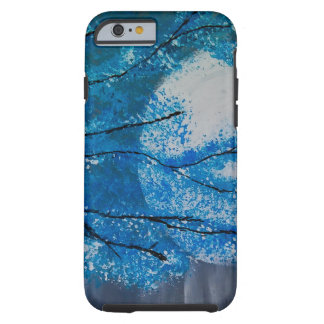 Funda Resistente iPhone 6 Caja del teléfono del arte