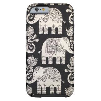 Funda Resistente iPhone 6 Caja del teléfono del elefante