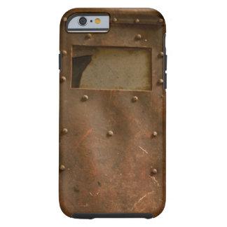 Funda Resistente iPhone 6 Casco oxidado de la soldadura