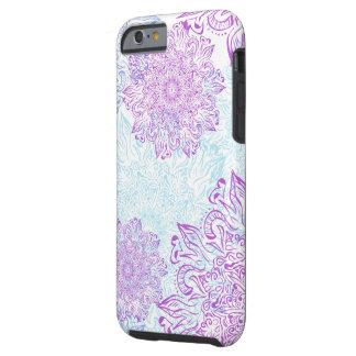 Funda Resistente iPhone 6 Caso abstracto fresco y elegante del iPhone
