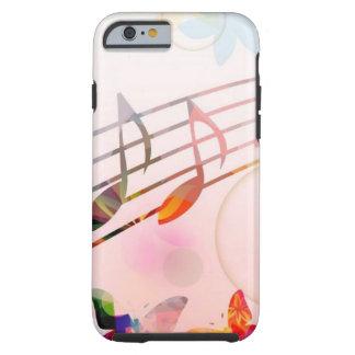 """Funda Resistente iPhone 6 caso de la """"música"""" del iphone 6/6s"""