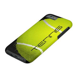 Funda Resistente iPhone 6 Caso de Smartphone del diseño del tenis