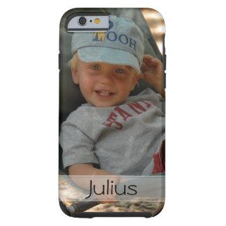 Funda Resistente iPhone 6 caso del iPhone 6 con su foto