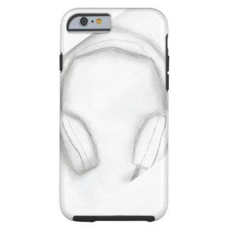 Funda Resistente iPhone 6 caso duro del iPhone 6/6s con diseño dibujado mano