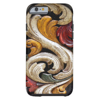 Funda Resistente iPhone 6 Caso duro del iPhone 6/6S del ornamento
