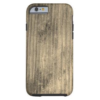 Funda Resistente iPhone 6 Caso especial de madera único