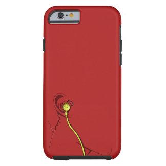 Funda Resistente iPhone 6 Caso simple y lindo