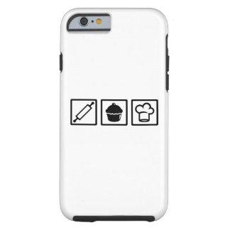 Funda Resistente iPhone 6 Chef de repostería
