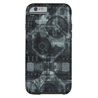 Funda Resistente iPhone 6 Diseño de Mechyen