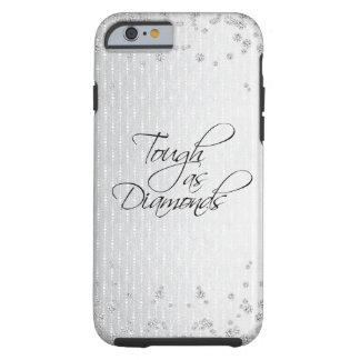 FUNDA RESISTENTE iPhone 6  DURO COMO DIAMANTES