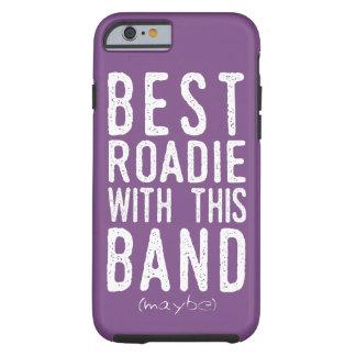 Funda Resistente iPhone 6 El mejor Roadie (quizá) (blanco)