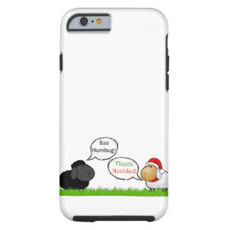 Funda Resistente iPhone 6 Embaucamiento del Baa - paño grueso y suave