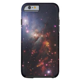 Funda Resistente iPhone 6 Estrellas cósmicas estelares SpaceHD de los